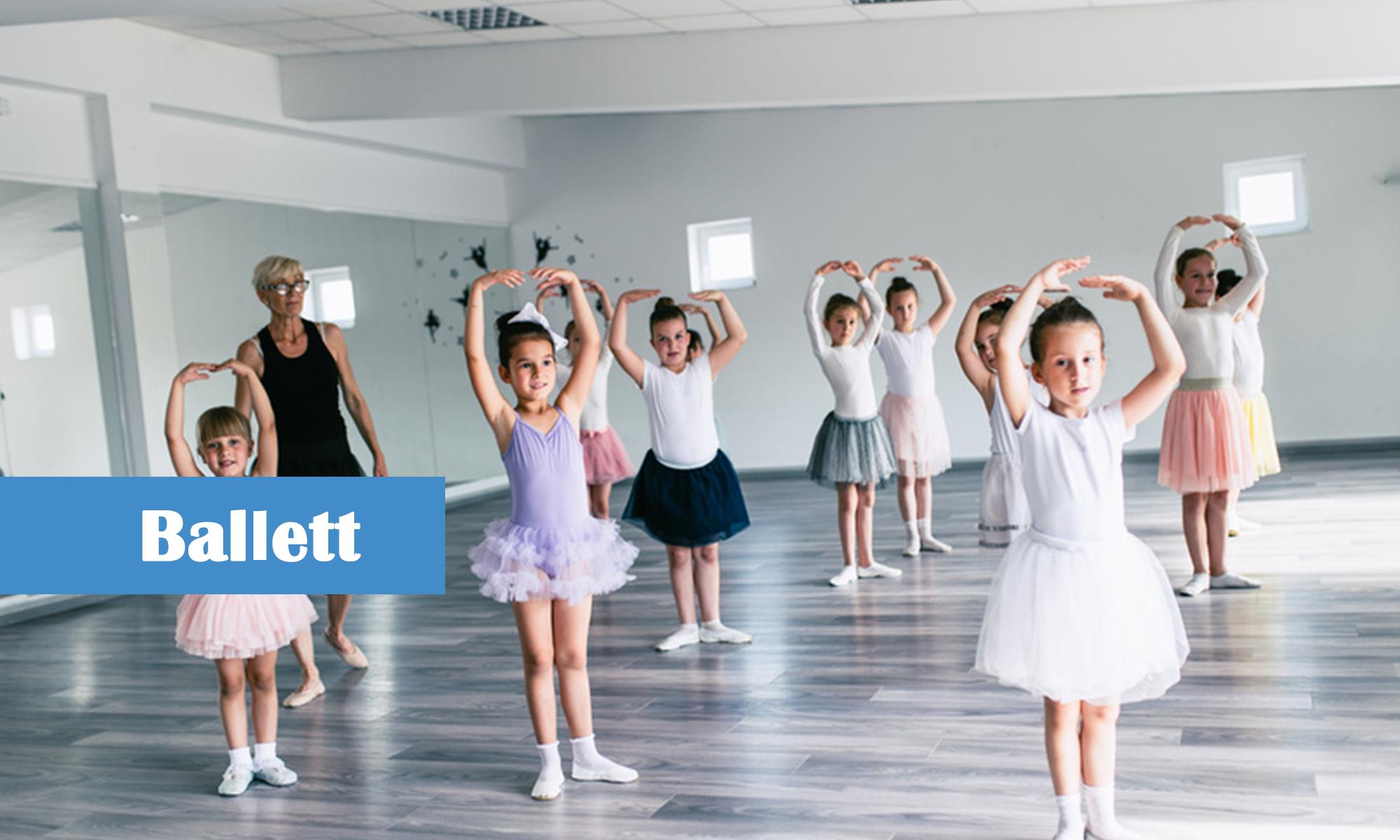 Ballett Tanzunterricht Musikschule Wetzlar